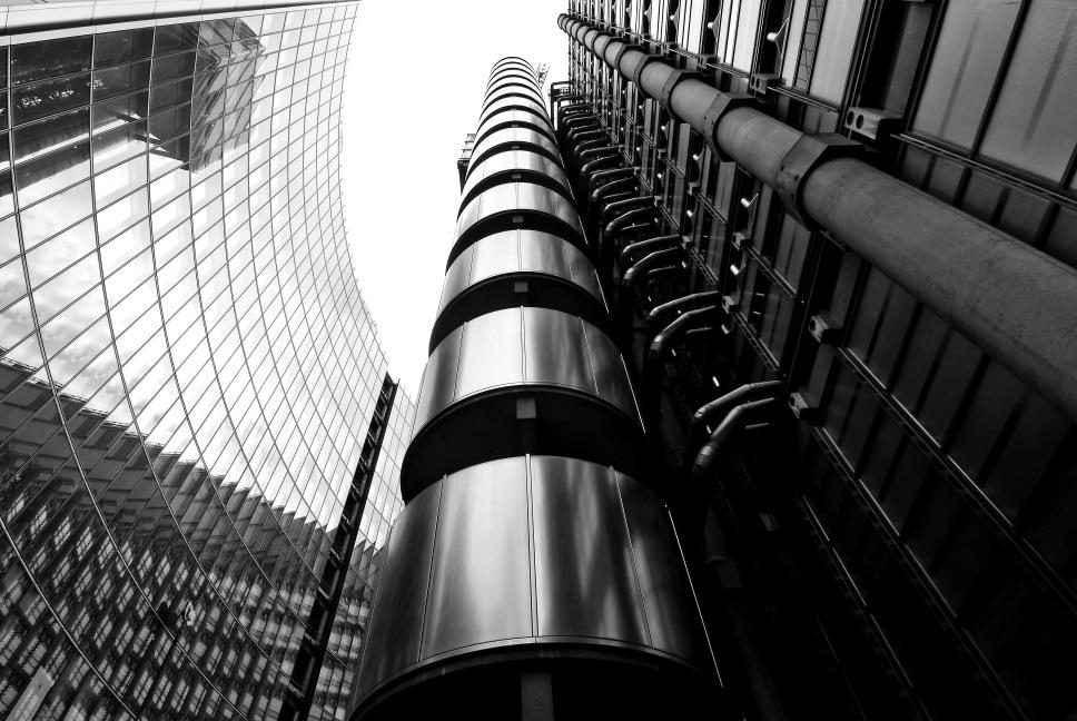 Lloyds building, London UK