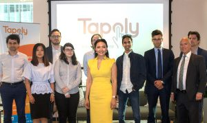 Tapoly group photo